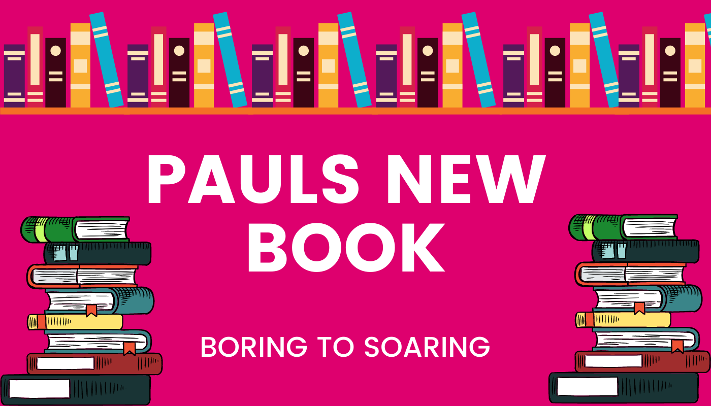 Paul's new book