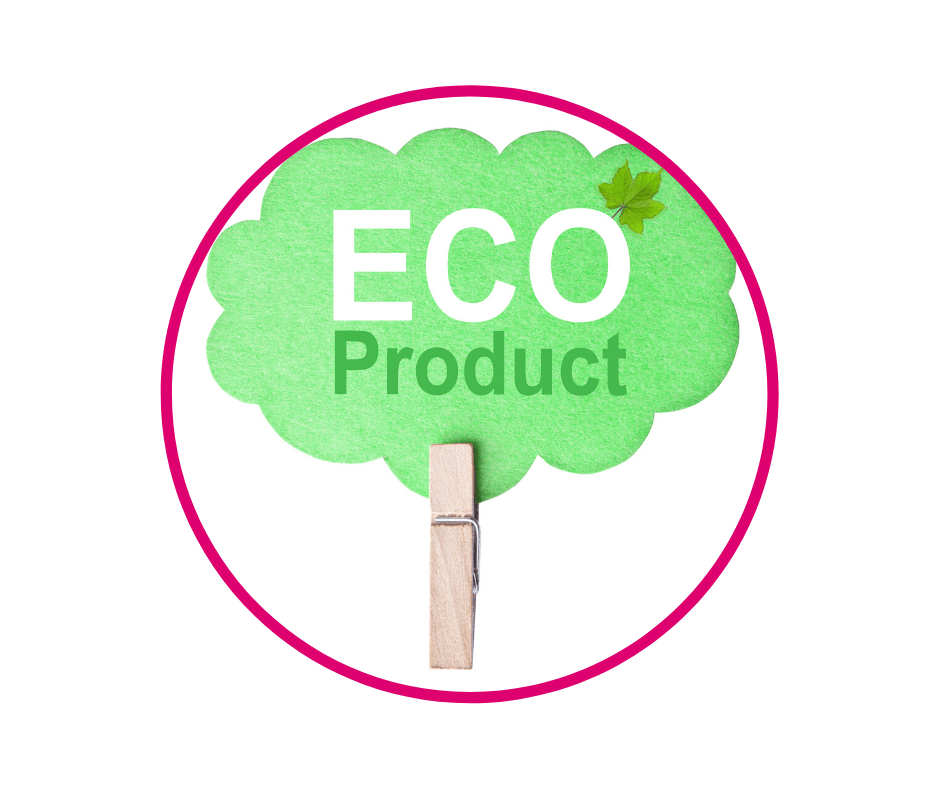 Eco Product on peg