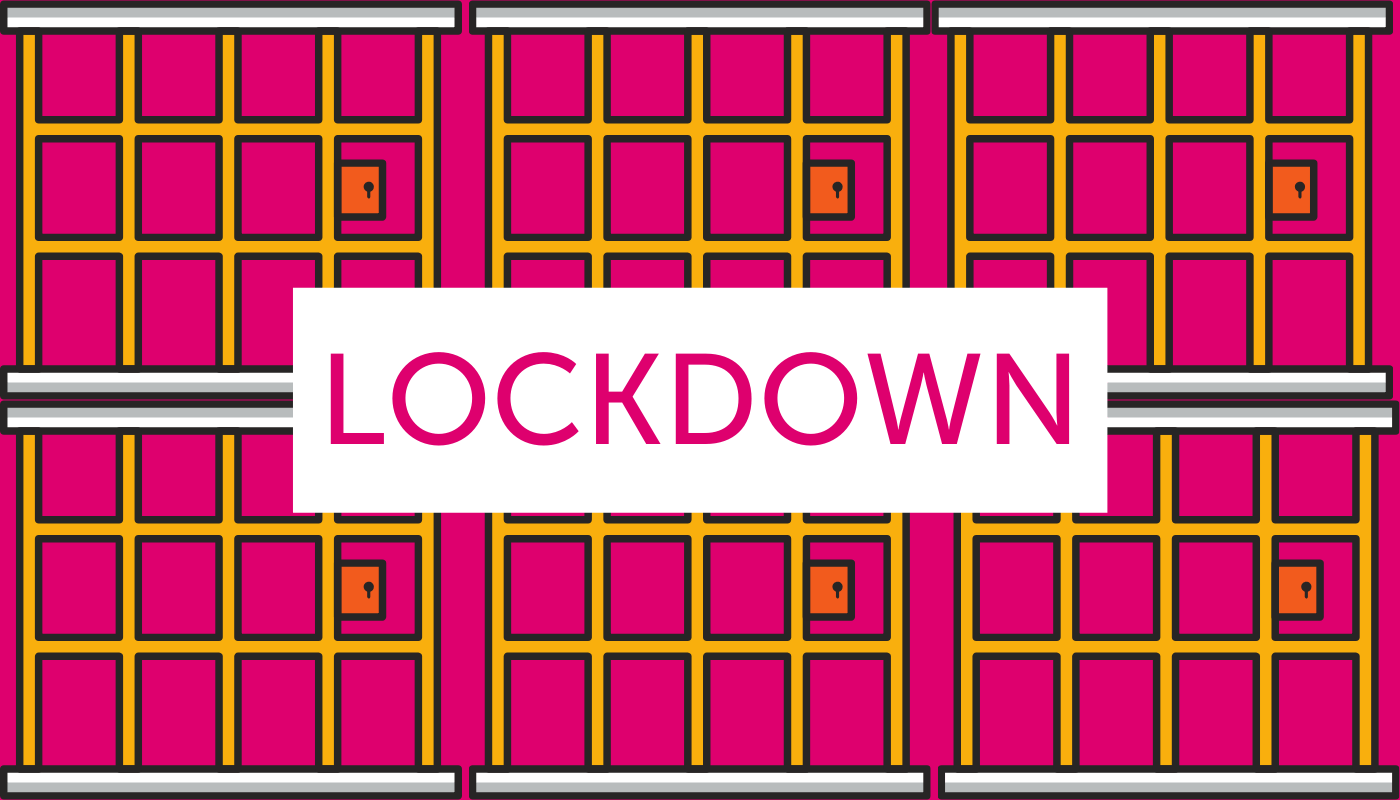 Prison sells - lockdown
