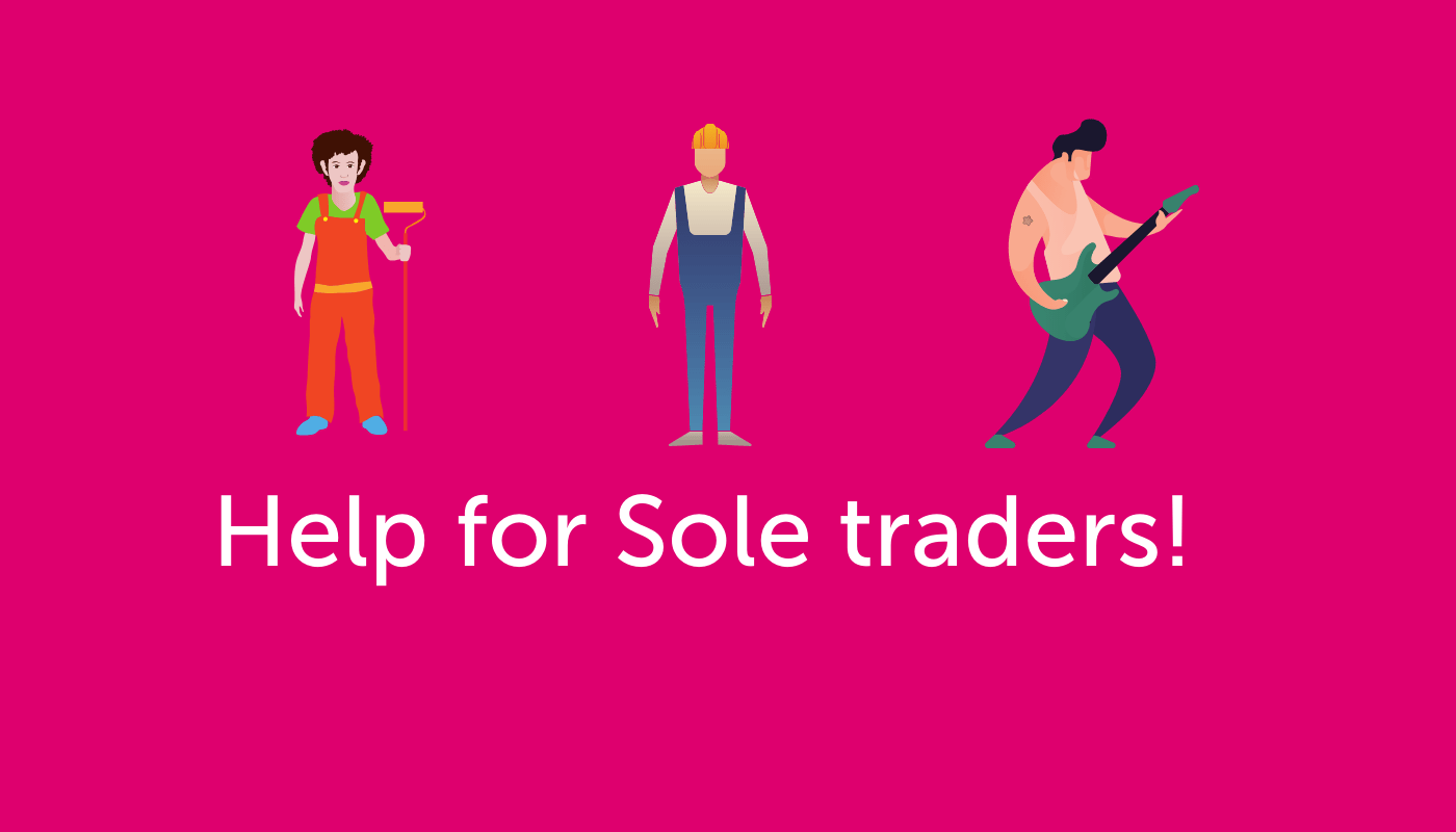 Help for Sole traders