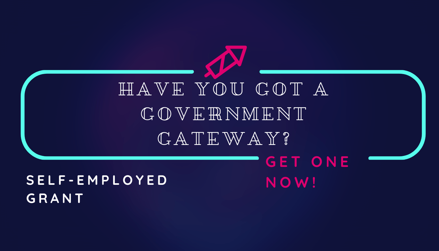 Have you got a government gateway?