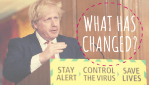 Boris Johnson - what has changed