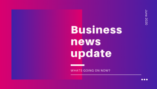 Business news update
