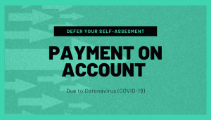 Defer your payment on account
