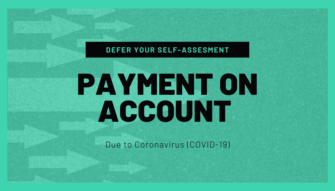 Defer Your Self-assessment Payment On Account