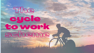 Cyclist - The cycle to work scheme