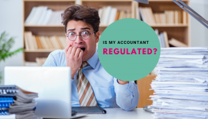 Is my accountant regulated?