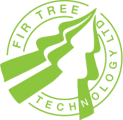 fir tree technology logo